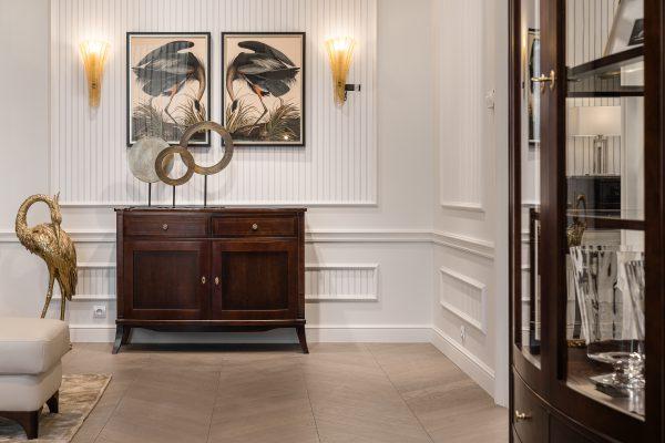 podłogi drewniane bielone