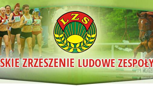 Mistrzostwa Polski Krajowego Zrzeszenia LZS w Żerkowie