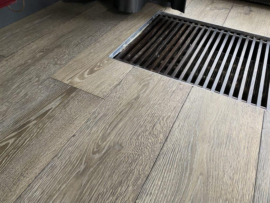 podłoga drewniana Parkiet Hajnowka z ogrzewaniem podłogowym